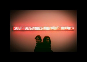 "Self-Described and Self-Defined"" by Joseph Kosuth @The Berardo Collection, Lisbon"
